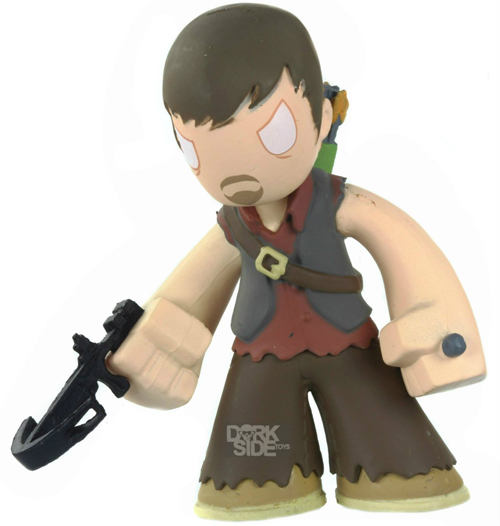 Walking Dead Mystery Mini Daryl Dixon